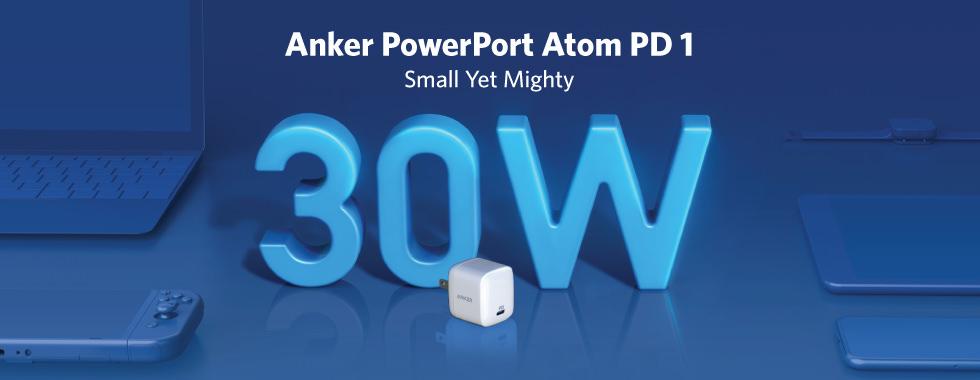 Anker PowerPort Atom PD 1